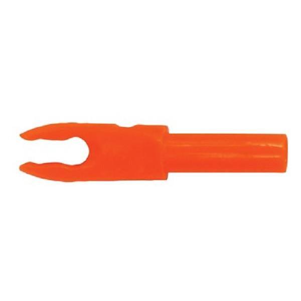 Bohning F Nocks - Neon Orange (12 Pk)