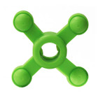 BowJax Super MaxJax Dampener (Flo Green)