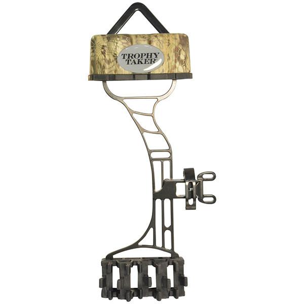 Trophy Taker Vise Aluminum Frame Quiver - Kryptek Highlander - T4103