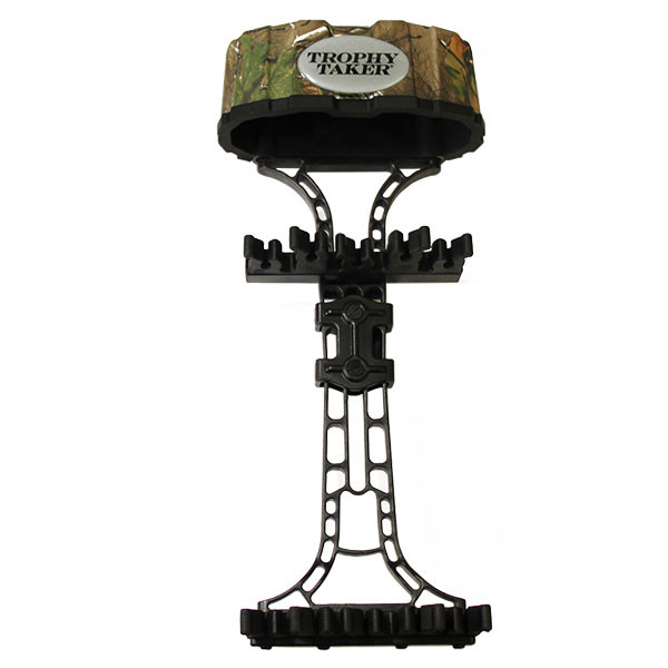 Trophy Taker Falcon Molded Quiver Realtree Xtra Green 5 Arrow - T4204