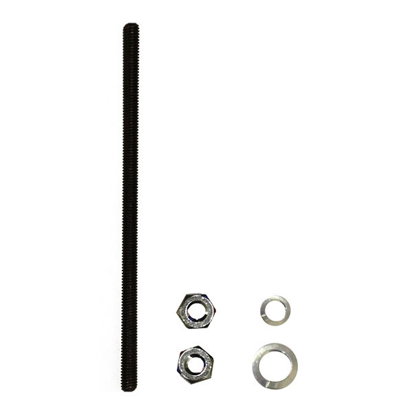 Bowhunters Supply Store 4in Scope Mounting Kit