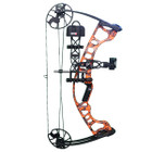 Hoyt Ignite RH 60lb Orange Lava RTS