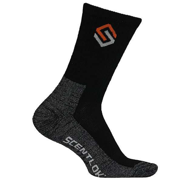 Scent Lok Everyday Sock Black X-Large