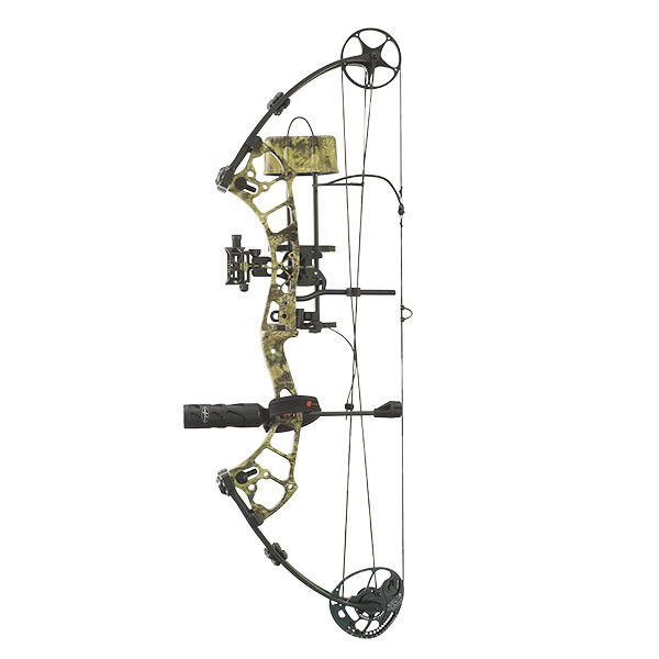 PSE (Ready to Shoot Pro) Stinger Extreme RH - Kryptek Highlander (29/70)