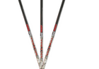 Carbon Express Maxima Red BADLANDS 250 Shafts - 12pk