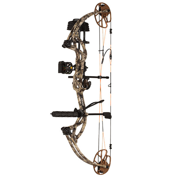Bear Cruzer G2 (Ready to Hunt) Bow - Kryptek Highlander (LH / 70lb.)