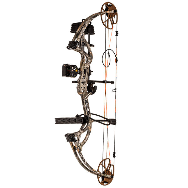 Bear Cruzer G2 (Ready to Hunt) Bow - Realtree Edge (LH/70lb.)