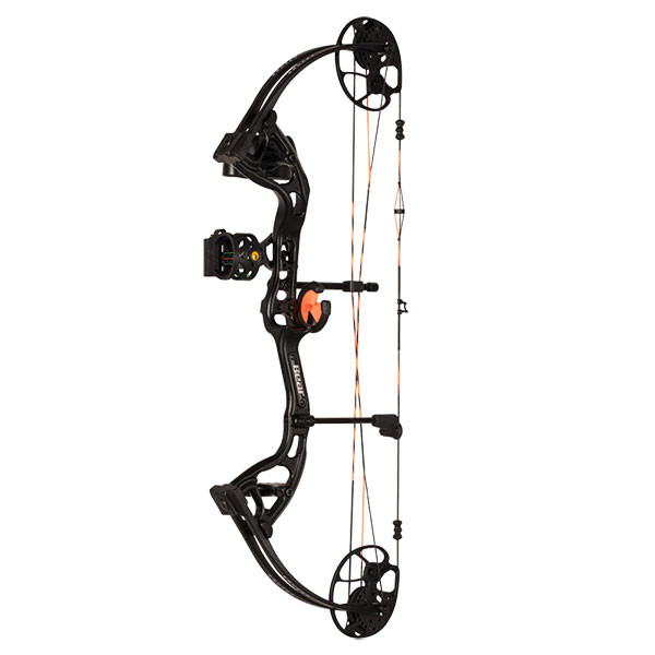 Bear Cruzer LITE (Ready to Shoot) Bow - Shadow (LH/45 lb.)