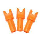 Ravin Bolt Replacement Nocks Orange 12 Pack - R136