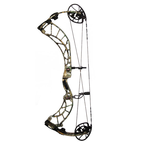Obsession Fixation 6M Realtree Edge RH 70lb 28in