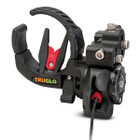 TruGlo Lock-Fire Micro Arrow Rest Black LH - TG655BLH