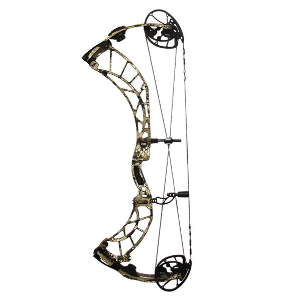 Obsession Fixation 6M Kryptek Highlander RH 70lb 29.5in