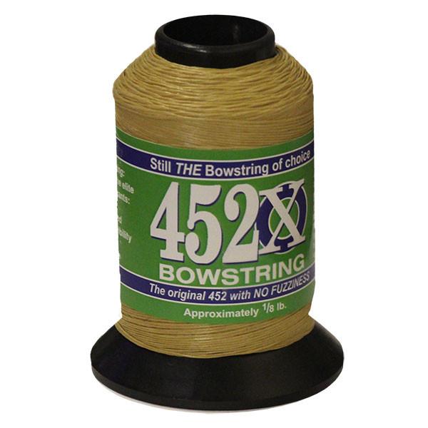 BCY 452X Bowstring 1/8 Lb. Buckskin