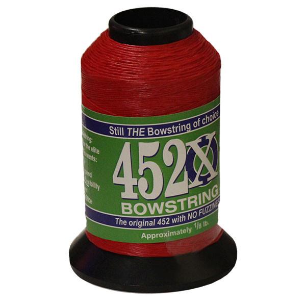 BCY 452X Bowstring 1/8 lb. Red