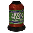 BCY 452X Bowstring 1/8 lb. Root Beer