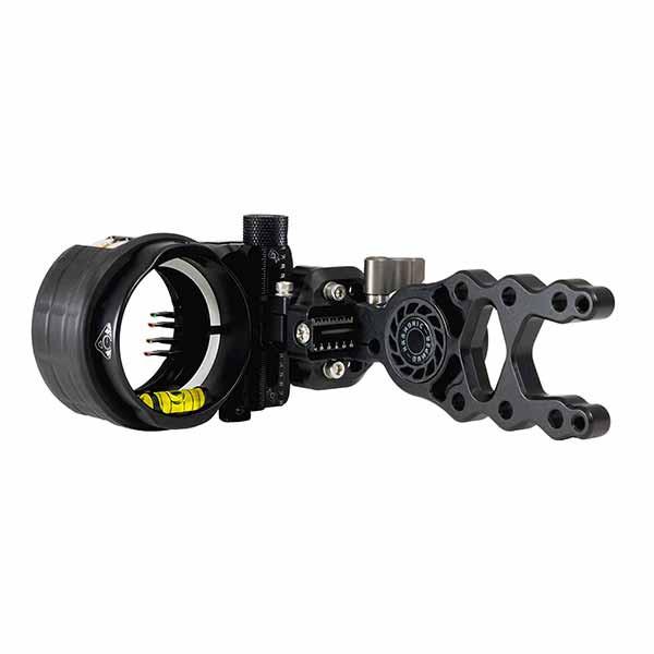 Axcel Rheo-Tech HD Sight - 4-Pin - .019 - Black • AXRT-D419-BK