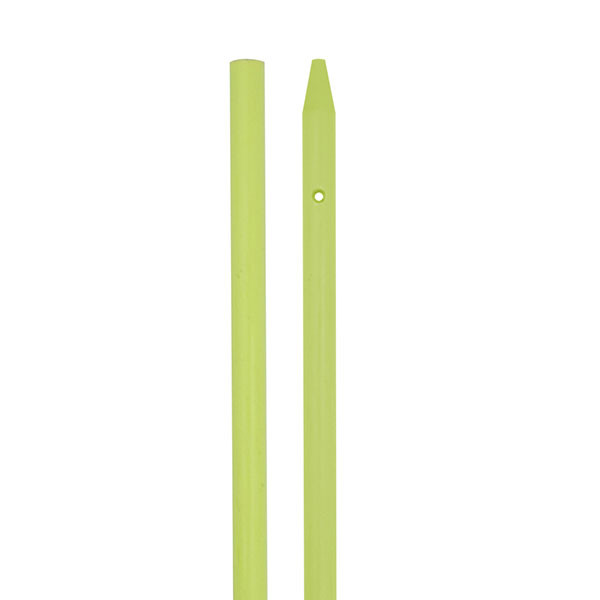 "Muzzy Chartreuse Fiberglass Shaft 32"""