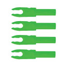 Victory Archery Neon Green F-Nock - 12 Pack