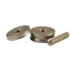 Bowfinger 3oz STACKABLE WEIGHTS Silver