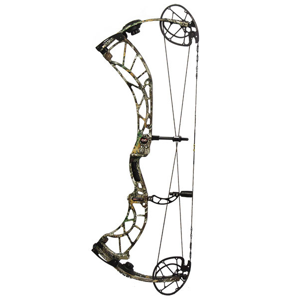 Obsession Fixation 7XP RH Realtree Edge 70lb 29in