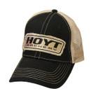 Hoyt Archery Black/Tan Mesh Hat