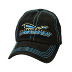 Mathews Monster Black/Blue Hat