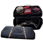 Hoyt Camo Strap Molded Bow Case Heavy Duty Light Weight 40x15 #949064