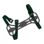 """Easton Archery 6"""" Bone Arm Guard SMOKE"""