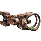 TruGlo Carbon XS 4 Pin Bow Sight w/Light .019 LOST