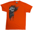 Hoyt Archer Digital Hoyt Short Sleeve Orange T Shirt