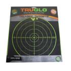 TruGlo Tru-See Firearm Target 100 Yards 12X12 6PK TG10A6
