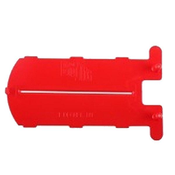Bohning Big Jig Red 1 degree Offset Clamp - Fletching