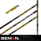 Beman ICS Speed 3D Shafts Dozen Pack 300