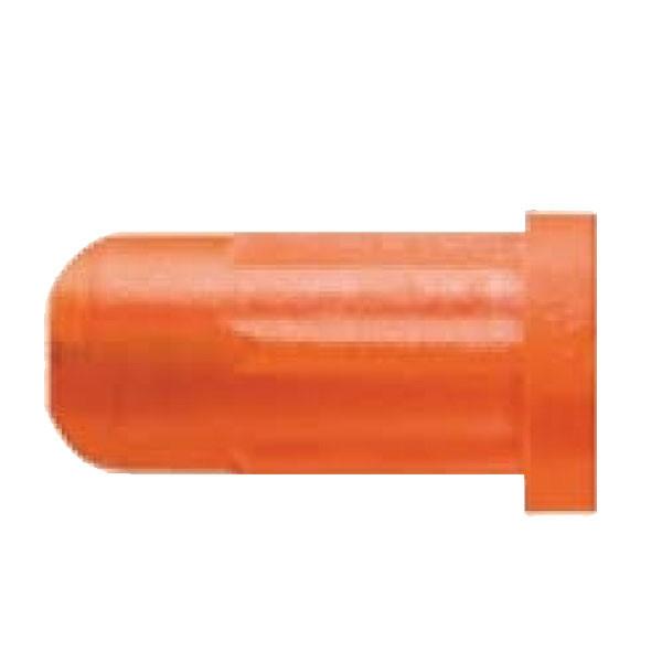Easton Flat Nocks Flo Orange 2219 (12 Pack)