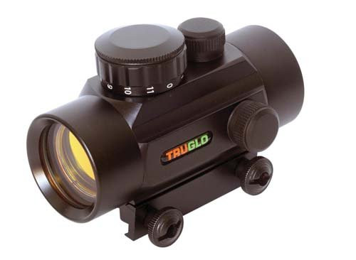 TRUGLO RED-DOT XBOW 30MM 3-DOT BLK