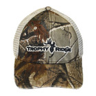 Trophy Ridge Hat Camo/Stone