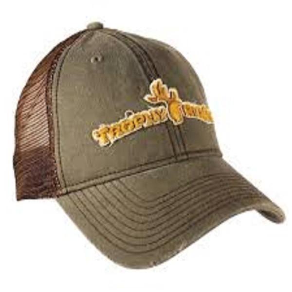 Trophy Ridge Green/Brown Hat