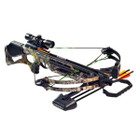Barnett Brotherhood (Realtree Xtra) - Quiver, 3-20 in Arrows, 4x32 Scope
