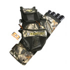 Easton Flipside 4-Tube Hip Quiver Lost Camo, Fits RH and LH