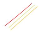 Viper Fiber Optic 1 ft .019 Yellow