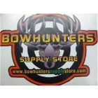BowHunters Logo Decals Target 5 x 6.75