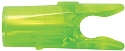 Easton Pin Nock Large Groove Green (12 Pack)