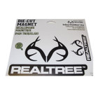 "CamoWraps Realtree Die Cut Magnets 2 sizes in pack: Large Magnet = 9"" x 5.5""/ Small Magnet = 4"" x 2.5"" (BLACK)"