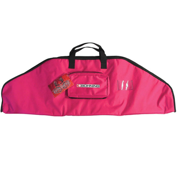 Bohning Hot Pink Youth Bow Case