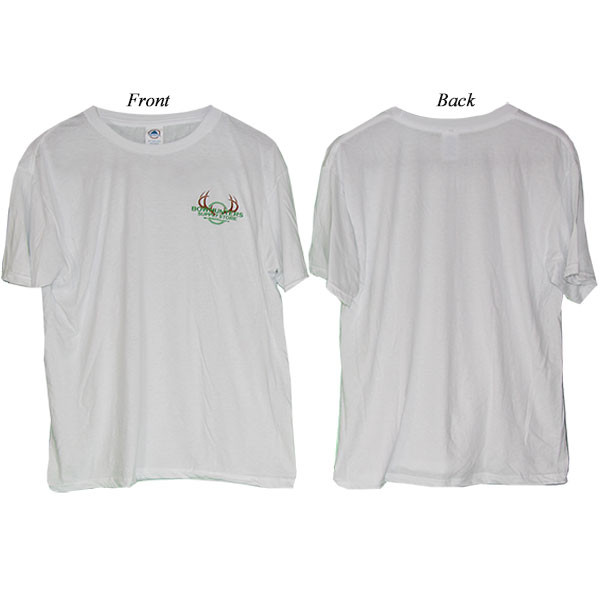 Bowhunters Supply Store Performance Quick-Dry White Large