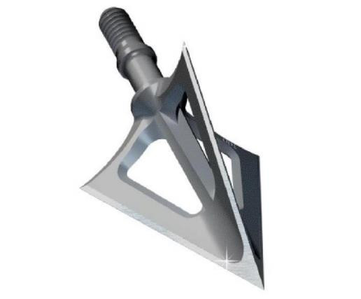 G5 Montec Broadheads Fixed Blade Cut on Contact 125 gr 3 Pack