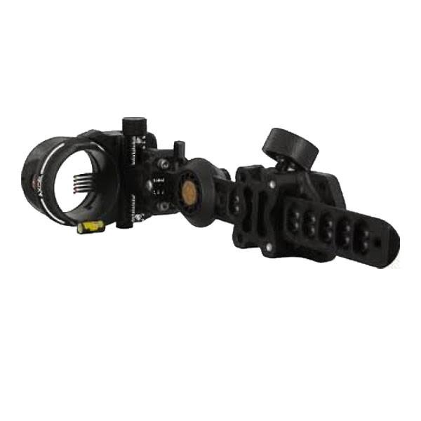 Axcel ArmorTech HS Pro Sight - 5-Pin - .010 - Black