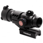 TruGlo Triton 30MM Tri-Color Tactical Red-Dot Sight w/ 1 Piece Scope Mount TG8230RBN
