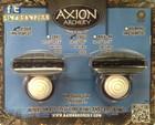 Axion Hybrid Limb Damper Small/ White