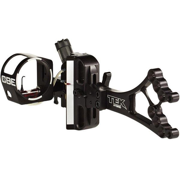 CBE Tek-Hybrid Adjustable Hunting Sight - 3 Pin Housing-RH-.019